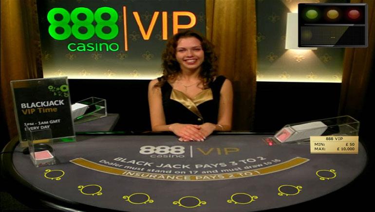 Introduzione allo stile di scommesse dal vivo del 888 Casino