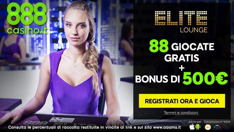 888 Casino Live Dealer 1