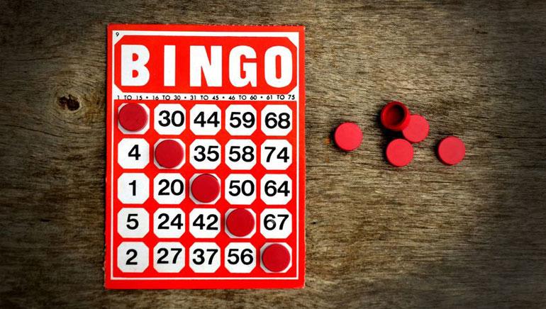 Bingo a 30 palline