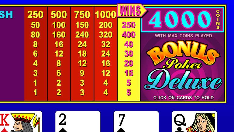 online casino software deluxe bedeutung
