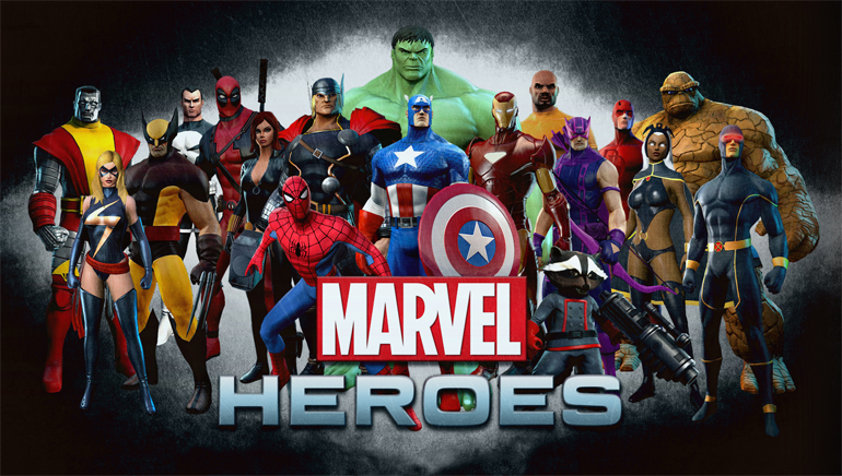 Super speciali slot machine della Marvel