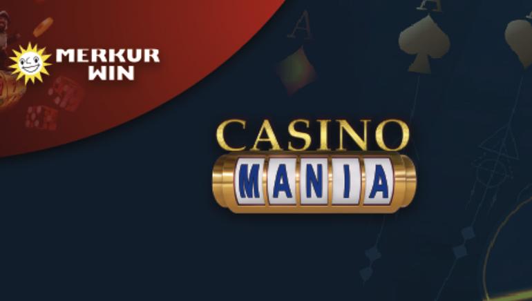 Nuovo nome per Merkur Win: sarà Casino Mania Italy