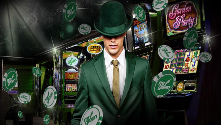 Ogni giorno diventa un'avventura con Mr Green Casino