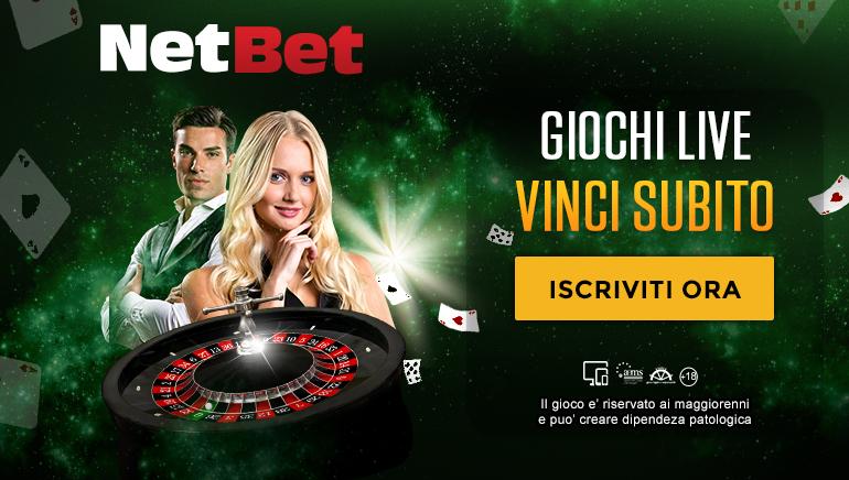 Netbet Casino Italy