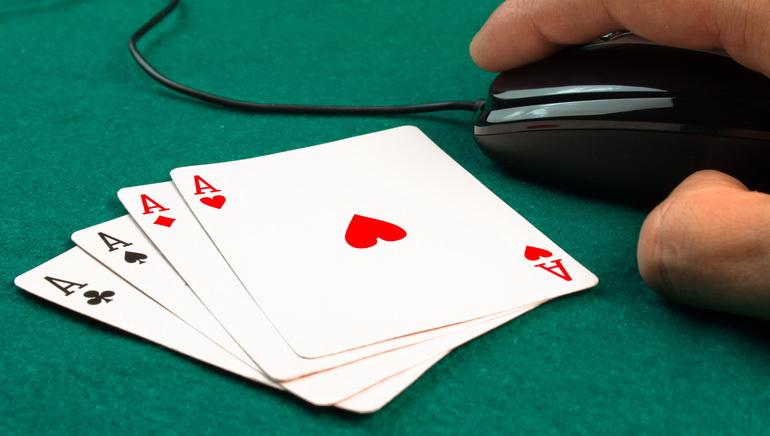 L'Italia è in testa alla lista del gioco d'azzardo online permesso