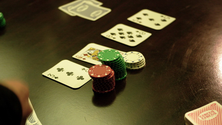 5 Card Stud Poker