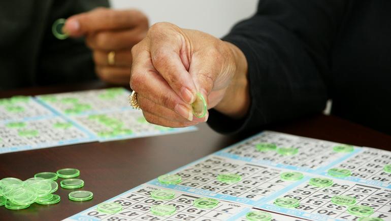 Bingo a 80 palline